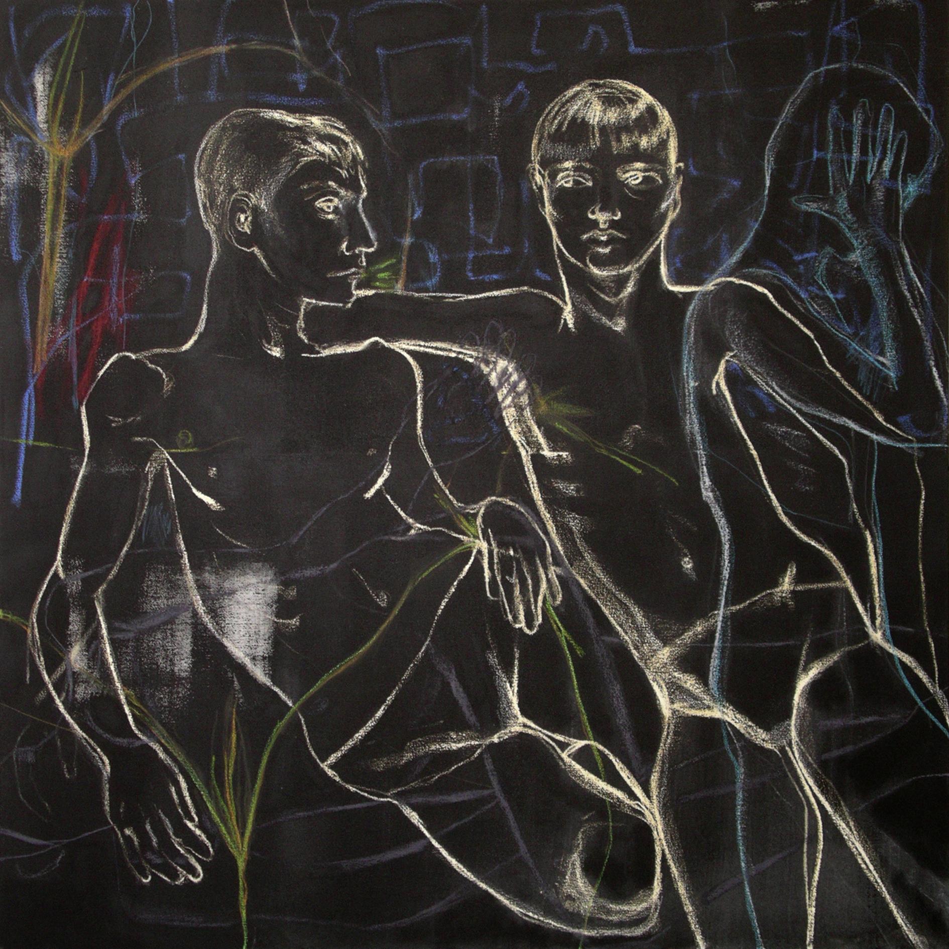 lol#1 part a-penelope-kouvara-art-painting