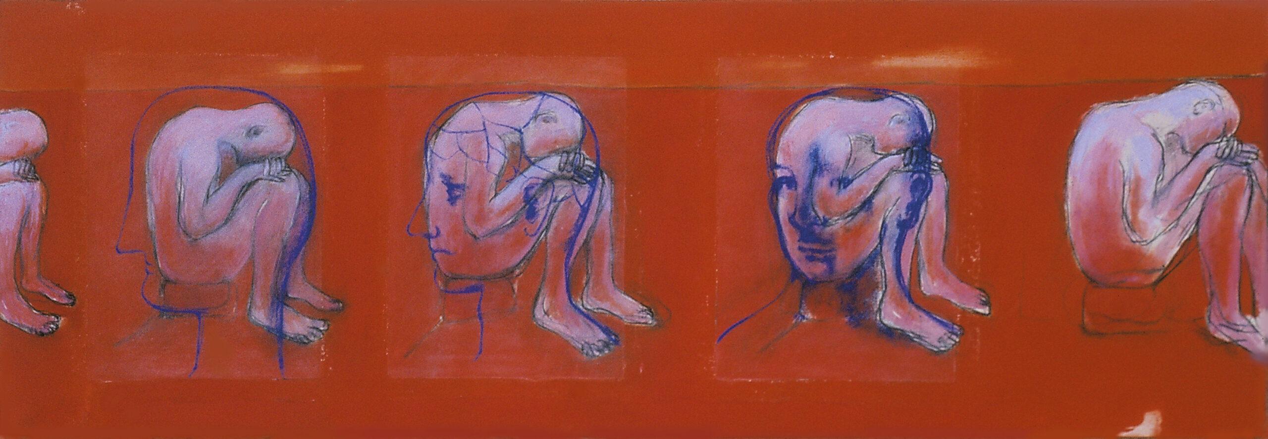 time loss-penelope-kouvara-painting-4