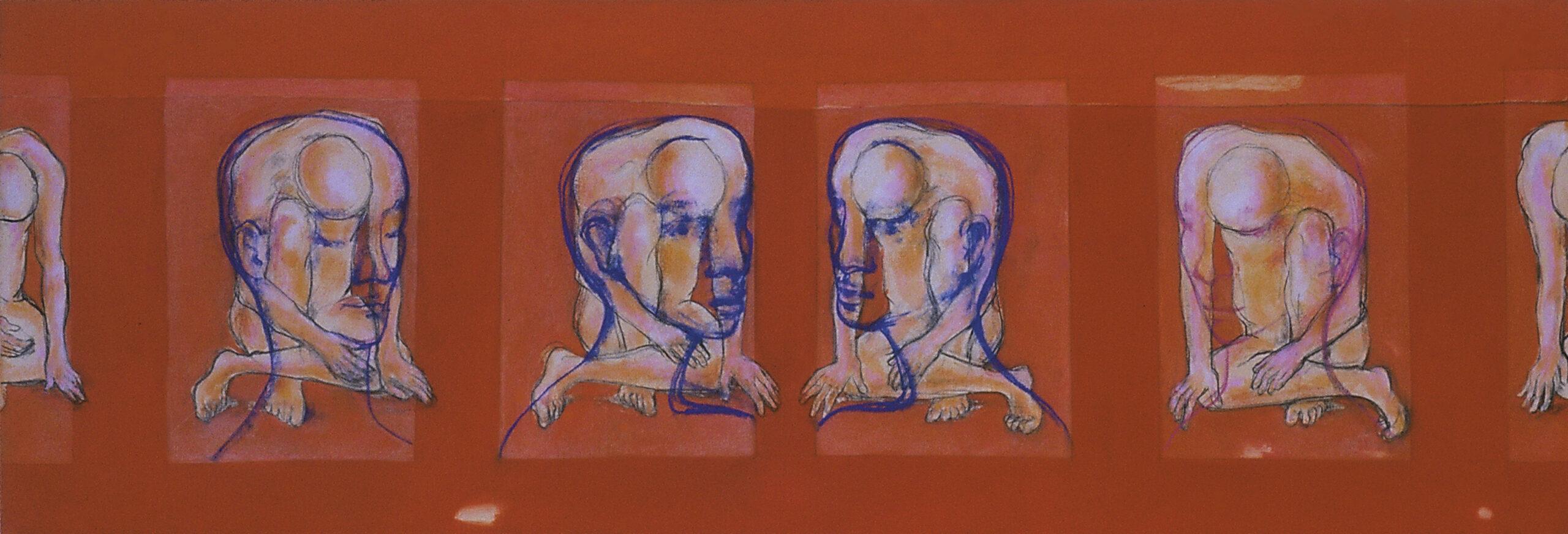 time loss-penelope-kouvara-painting-5