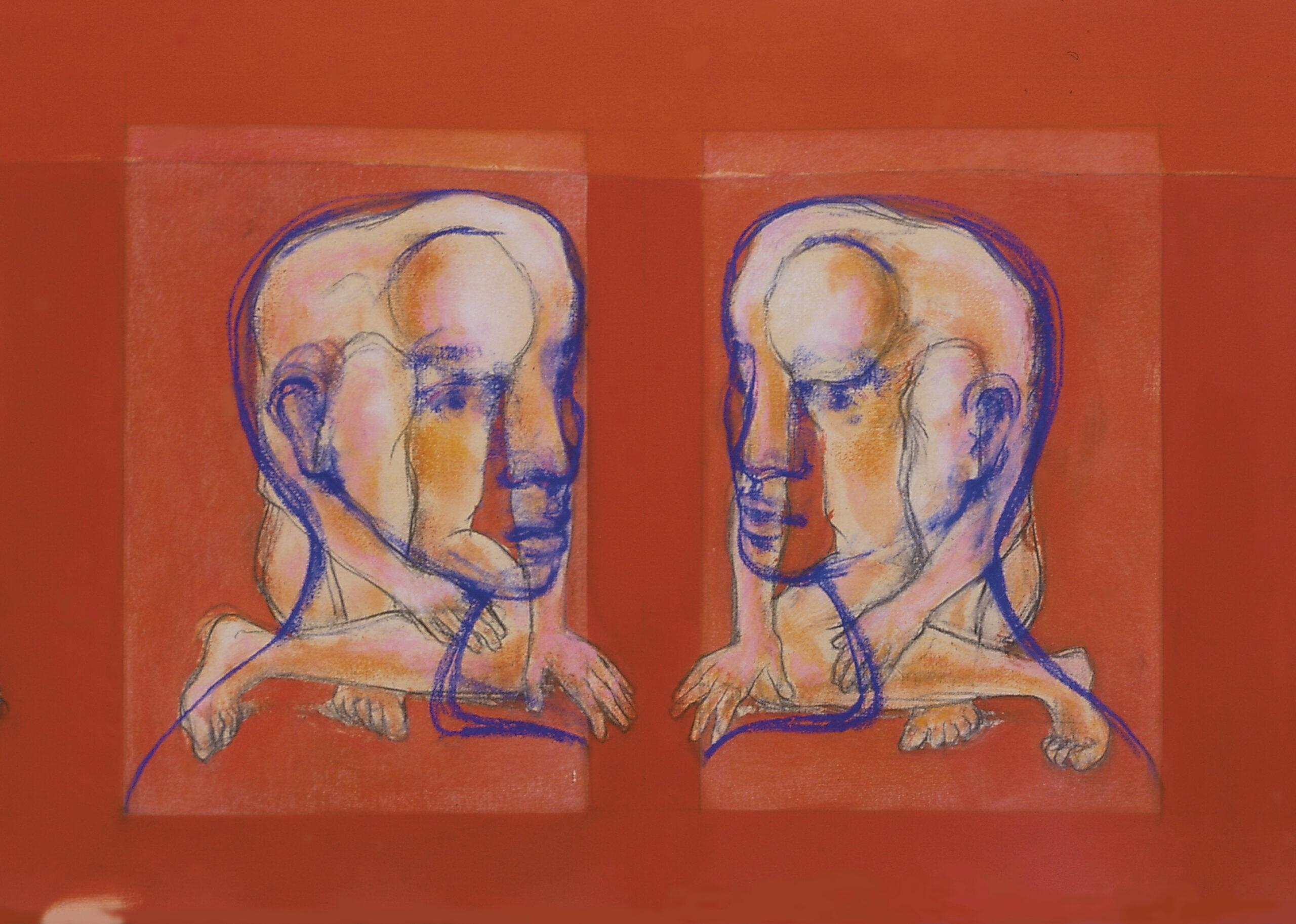 time loss-penelope-kouvara-painting-6